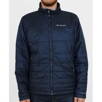 Фото Куртка стеганная Go To Jacket Men's Jacket (1561771-464), Цвет - синий, Стеганые куртки
