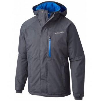 Фото Куртка горнолыжная Alpine Action Jacket Men's Ski Jacket (1562151-055), Цвет - серый, Горнолыжные и сноубордные
