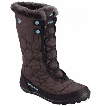 Фото Сапоги YOUTH MINX MID II WATERPROOF OMNI-HEAT boots (1566591-010), Цвет - черный, Сапоги