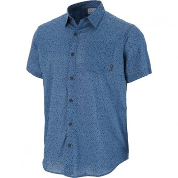 Фото Рубашка Under Exposure II Short Sleeve Shirt (1577751-413), Короткий рукав