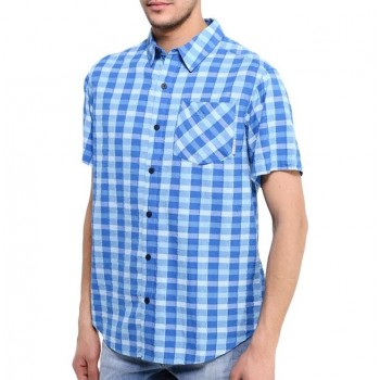 Фото Тенниска Katchor II Short Sleeve Shirt (1577771-437), Цвет - синий, Короткий рукав