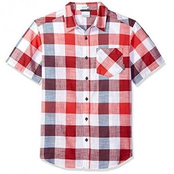 Фото Тенниска Katchor II Short Sleeve Shirt (1577771-696), Цвет - красный, Короткий рукав