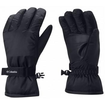 Фото Перчатки горнолыжные Y Core Glove Kid's Gloves (1629681-010), Цвет - черный, Горнолыжные перчатки