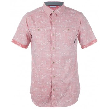 Фото Рубашка Dyer Cove Short Sleeve Shirt Mens Shirt (1657622-683), Короткий рукав