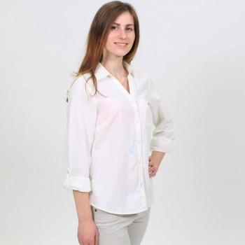 Фото Рубашка Coastal Escape Long Sleeve Shirt Womens Shirt (1659261-125), Длинный рукав