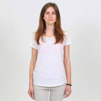 Фото Футболка Elevated Short Sleeve Tee Womens T-shirt (1663131-100), Футболки