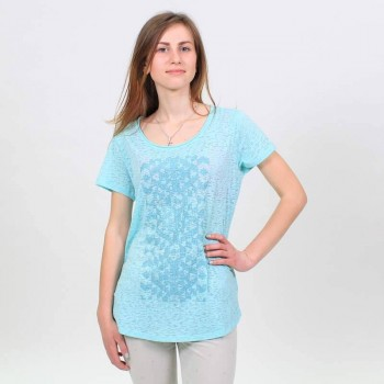 Фото Футболка Elevated Short Sleeve Tee Womens T-shirt (1663131-377), Футболки