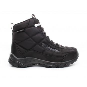 Фото Ботинки FIRECAMP BOOT (1672881-012), Цвет - черный, Городские ботинки
