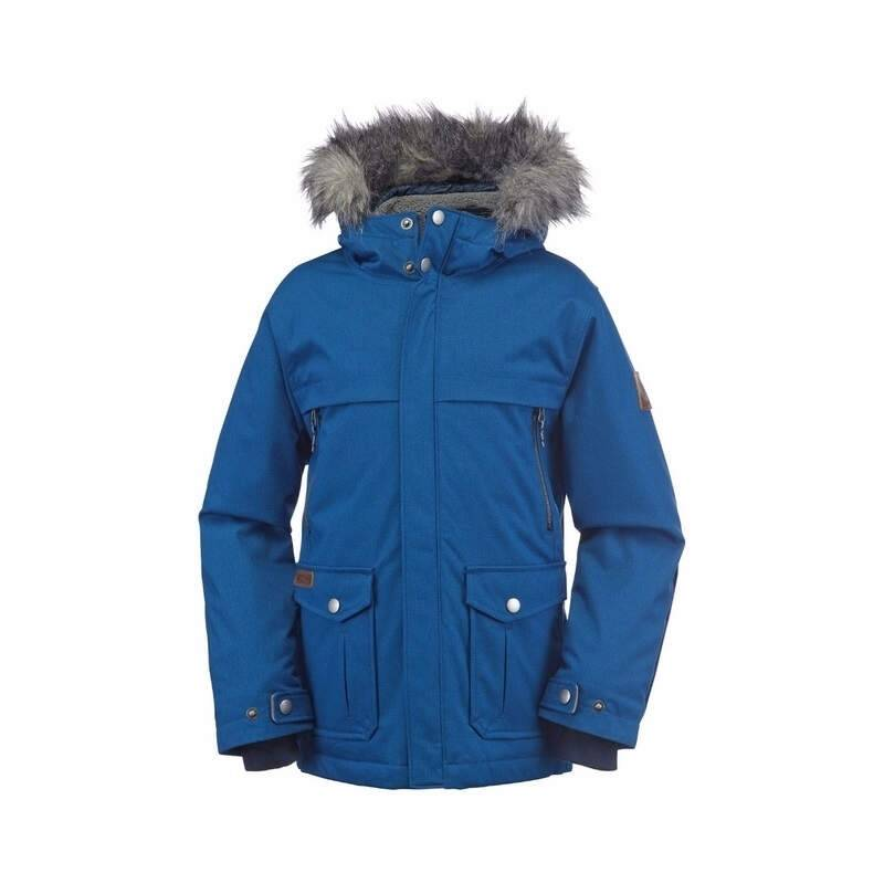 Куртка утеплена Barlow Pass 600 TurboDown Jacket Boy s, Колір - синiй -  купити в Києві, Україні   Марафон f9f49eda93c