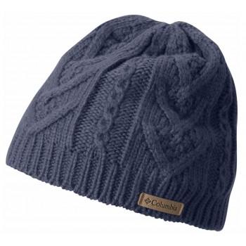 Фото Шапка Parallel Peak II Beanie Hat (1682151-591), Цвет - синий, Шапки и повязки