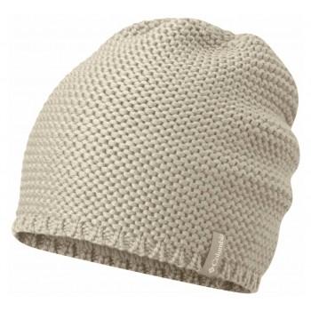 Фото Шапка Cascade Peak Beanie Hat (1693391-191), Цвет - бежевый, Шапки и повязки