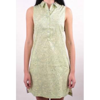 Фото Платье Harborside Woven Sleeveless Dress Women's Dress (1709571-585), Цвет - розовый, зеленый, Платья