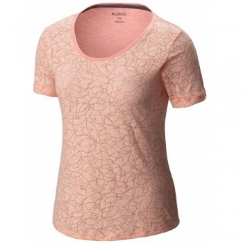 Фото Туника Sandy River Tee Women's T-shirt (1712031-867), Цвет - оранжевый, Туники и блузы