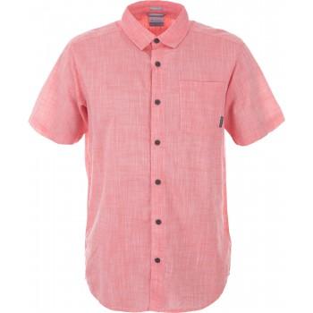 Фото Тенниска Under Exposure YD Short Sleeve Shirt (1715221-611), Цвет - красный, Короткий рукав
