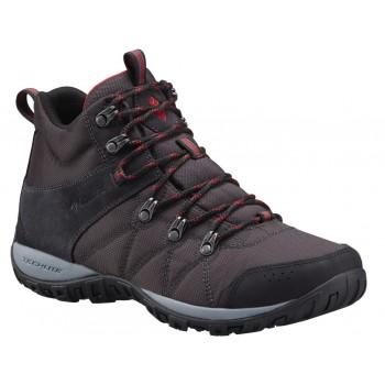 Фото Ботинки PEAKFREAK VENTURE MID LT Men's boots (1718151-011), Цвет - темно-серый, Городские ботинки