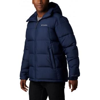 Фото Куртка утепленная Pike Lake Hooded Jacket (1738031-464), Цвет - темно-синий, Городские куртки
