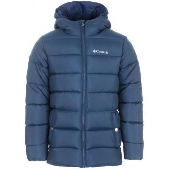 Фото Куртка утепленная The Big Puff Boy's Padded Jacket (1743291-464), Цвет - темно-синий, Городские