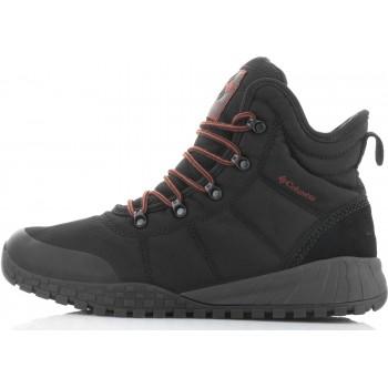 Фото Ботинки FAIRBANKS OMNI-HEAT (1746011-010), Цвет - черный, Городские ботинки