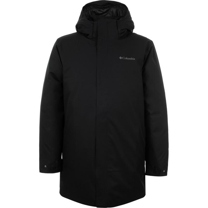 Купить Парки, Парка blizzard fighter jacket blizzard fighter jacket (1748001-010), Columbia, Черный, Осень-Зима 2019-2020