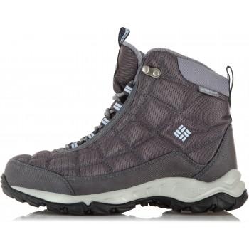 Фото Ботинки FIRECAMP BOOT (1800311-053), Цвет - серый, Городские ботинки