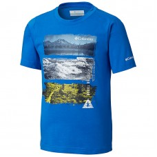 Футболка Camp Champs Short Sleeve Shirt
