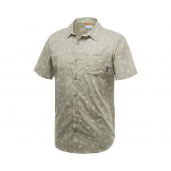Фото Рубашка Under Exposure II Short Sleeve Shirt (AM9135-348), Короткий рукав