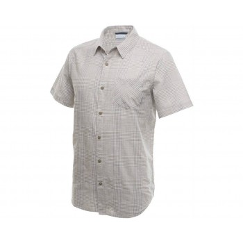 Фото Рубашка Campside Crest Short Sleeve Shirt (AM9145-221), Короткий рукав