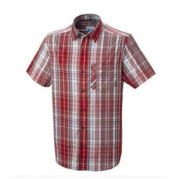 Фото Рубашка Columbia Decoy Rock SS Shirt (EM7167-676), Короткий рукав