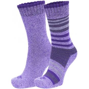 Фото Носки MOISTURE CONTROL ANKLET (RCS090W_-RSPB), Цвет - фиолетовый, Носки