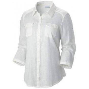 Фото Рубашка Sunshine Bound II 3Q Shirt (AL7261-100), Короткий рукав