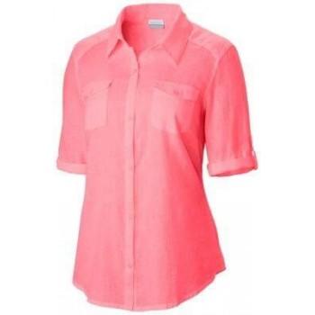 Фото Рубашка Sunshine Bound II 3Q Shirt (AL7261-676), Короткий рукав