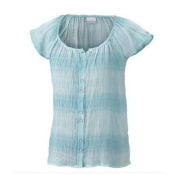 Фото Блуза Columbia Light Done Right SS Shirt (AL7935-732), Туники/блузы