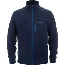 Флис флис Fast Trek II Full Zip Fleece темно-синий