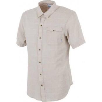 Фото Рубашка Columbia Cory Edge Plaid SS Shirt (AM9003-160), Короткий рукав