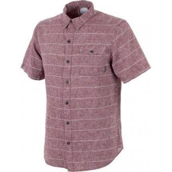 Фото Рубашка Columbia Cory Edge Plaid SS Shirt (AM9003-682), Короткий рукав