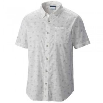 Фото Рубашка Under Exposure II Short Sleeve Shirt (AM9135-101), Короткий рукав