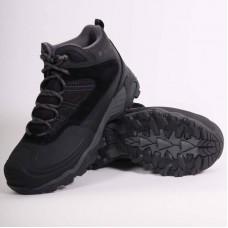 Ботинки мужские утепленные SILCOX II WATERPROOF Mens insulated boots черный