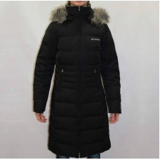 Полупальто пуховое Varaluck III Long Down Jacket down short coat