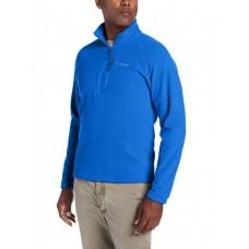 Флис мужской Fast Trek III Half Zip Fleece Mens Jumper голубой