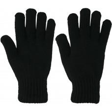 Перчатки черные 105371-99