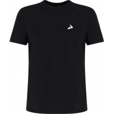 Футболка черная 110197-99
