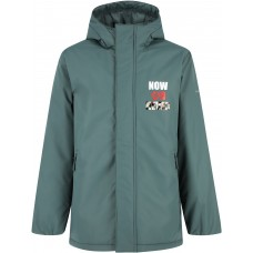 Куртка утепленная графитовая 111037-92