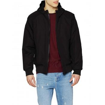 Фото Куртка утепленная FORT LEE JACKET (07 200322BK), Цвет - черный, Городские куртки