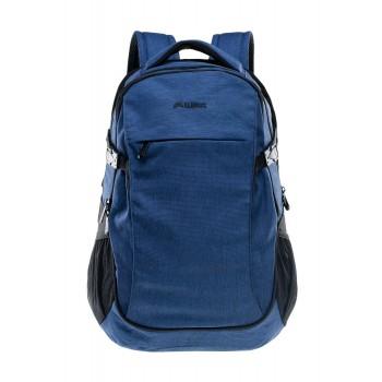 Фото Рюкзак BARI 25L (BARI 25L-NAVY MELANGE), Цвет - темно-синий, Городские рюкзаки