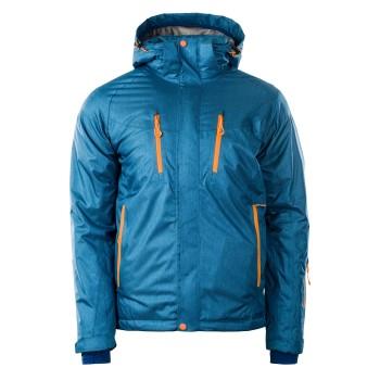 Фото Куртка горнолыжная CILLIAN (CILLIAN-BLUESTEEL/RUSSET ORNG), Цвет - синий, оранжевый, Горнолыжные и сноубордные