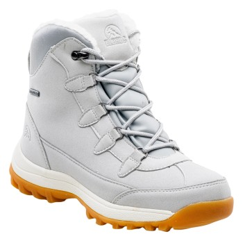 Фото Ботинки DANDY MID WP WO'S (DANDY MID WP WOS-HIGH RISE/GRE), Цвет - серый, Городские ботинки