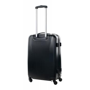 Фото Чемодан DUBLIN 40L (DUBLIN 40L-BLACK), Цвет - черный, Дорожные сумки
