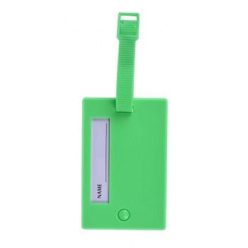 Фото Бейдж GREEN TAG (GREEN TAG-GREEN), Цвет - зеленый, Брелоки