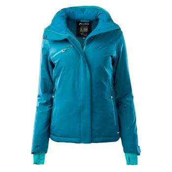 Фото Куртка горнолыжная LILLE WO'S (LILLE WOS-OCN DPTHS MLNG/CRMC), Цвет - синий, Горнолыжные и сноубордные