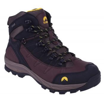 Фото Ботинки TALON MID WP (TALON MID WP-DK BRN), Цвет - темно-коричневый, Городские ботинки